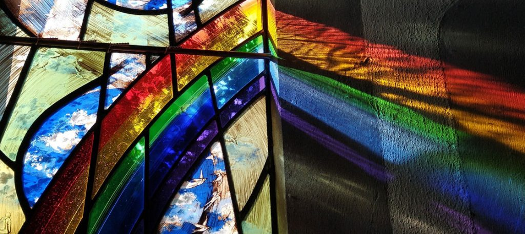 Stained Glass by Grace Ayson