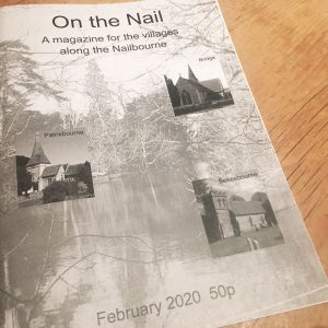 Parish Magazine On the Nail