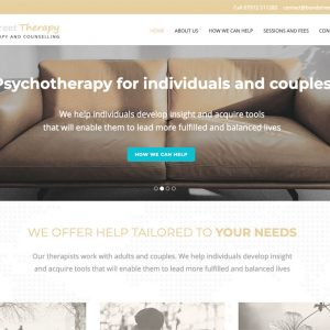 WordPress Website Therapy