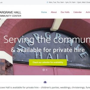 WordPress Website Community Center